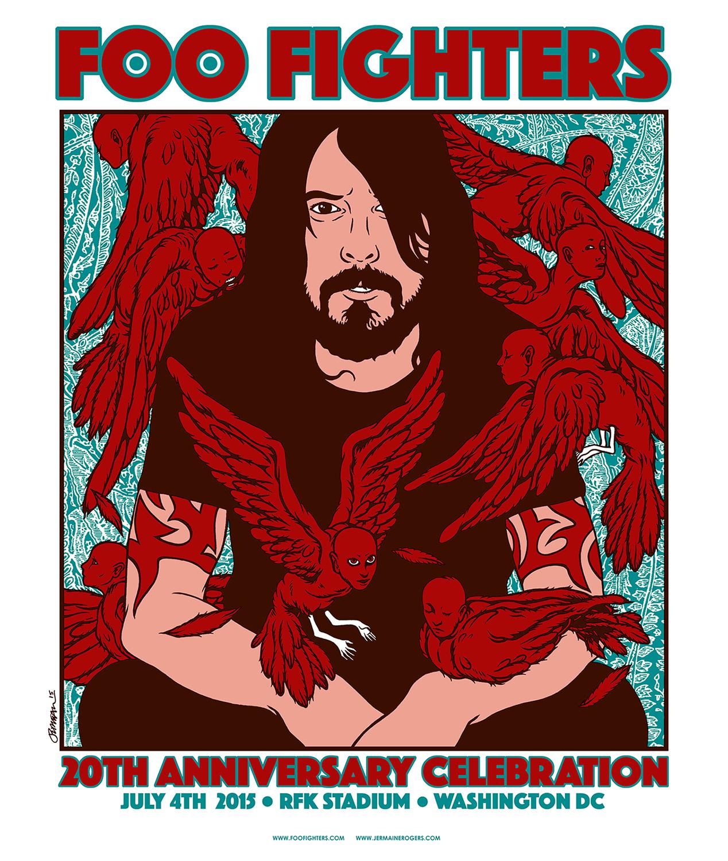 9886f4c51 Foo Fighters - DC 2015 - Jermaine Rogers.com